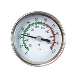 Thermomètre sur tige