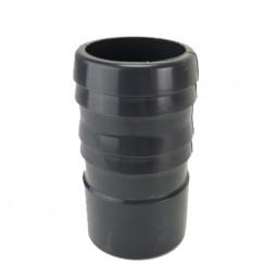 Raccord cannelé pompe azote