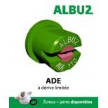 Buse Albuz ADE 110° marron