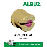 Buse Albuz APE 110° gris