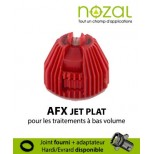 Buse Nozal AFX 80° orange