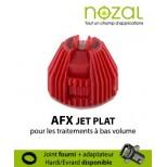 Buse Nozal AFX 110° blanc