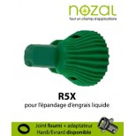 Buse Nozal R5X rouge