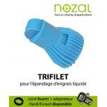 Buse Nozal Trifilet bleu